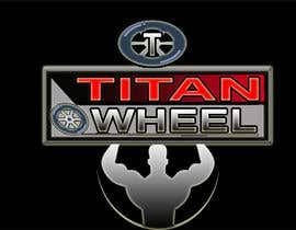 #36 for Titan Wheels by uzairshaheen100