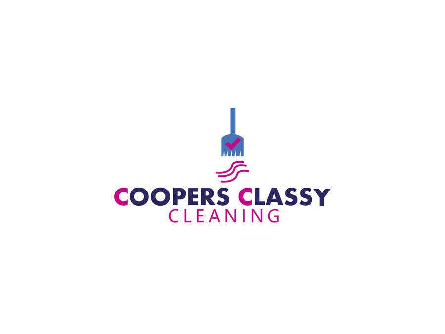Proposition n°29 du concours Logo for Cleaning Company