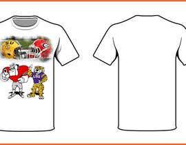 #18 для Build me a shirt від Marvelous22398