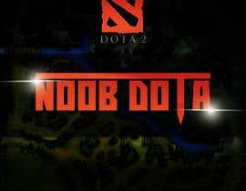 Nro 4 kilpailuun I need a new logo for my Youtube Channel (Noob DOTA) käyttäjältä Muhammadhasan568