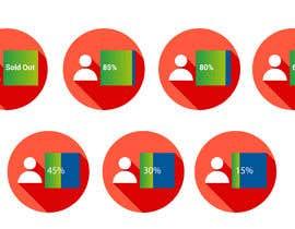 #62 untuk design seat occupancy icons oleh bishalchandra