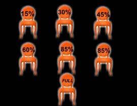 #60 untuk design seat occupancy icons oleh gtahirfarooq