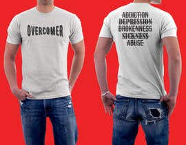 nº 45 pour Kit H. - T-Shirt Design par abgenesis88