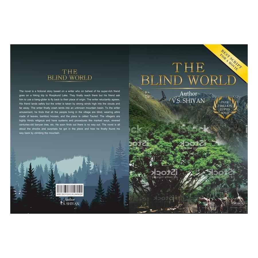 Penyertaan Peraduan #29 untuk Design the ultimate eye-catchy book cover for my novel