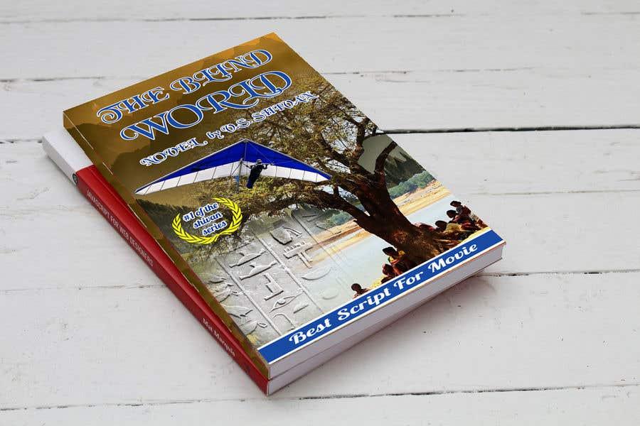 Penyertaan Peraduan #32 untuk Design the ultimate eye-catchy book cover for my novel