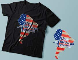 #29 cho Real American Apparel designs bởi hasembd