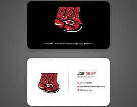 Nro 71 kilpailuun create double side card - RPA käyttäjältä ronyahmedspi69