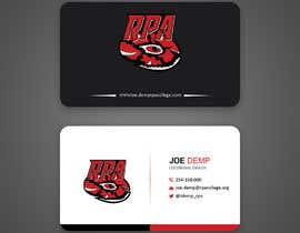 Nro 74 kilpailuun create double side card - RPA käyttäjältä ronyahmedspi69