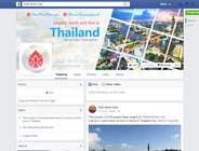 Bài tham dự #37 về Graphic Design cho cuộc thi Design Facebook page cover photo and profile photo