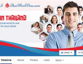 #21 cho Design Facebook page cover photo and profile photo bởi webgraphics007