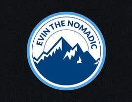Nro 5 kilpailuun mountain vintage badge logo käyttäjältä MdBijoymia97