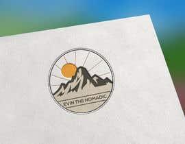 #113 untuk mountain vintage badge logo oleh kssdesign