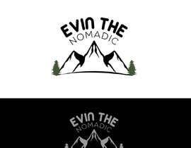 Nro 54 kilpailuun mountain vintage badge logo käyttäjältä NajirIslam
