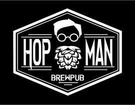 #14 pentru As you can see, we have a logo, but we need to change the slogan of it and some words. Instead of Hop Doc  - we want it to be Hop Man. And slogan should be Brewpub. If we will like your style - we will work a lot in the future! de către marloses