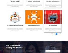 #4 for Build a website for an IT company by jahangir505