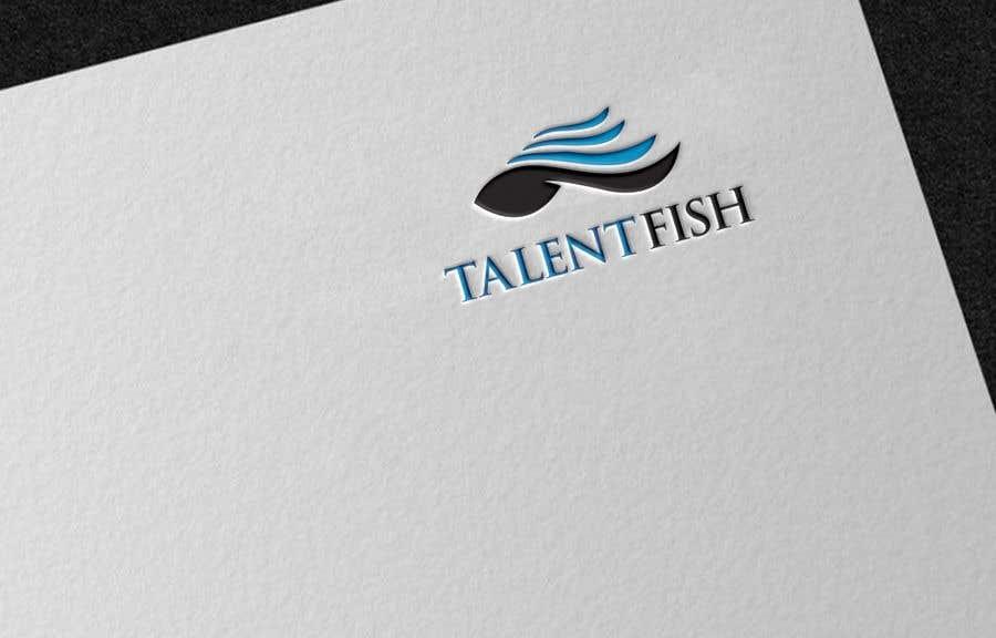 Bài tham dự cuộc thi #107 cho Logo Design for company: Talent Fish