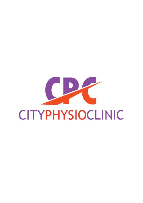 Kilpailutyö #61 kilpailussa Logo design for Physiotherapy Clinic