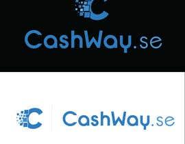 #39 untuk Logo for loan comparison site Cashway.se oleh hyder5910
