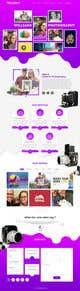 Kilpailutyön #27 pienoiskuva kilpailussa Design Clean, Minimalist, Professional Website Layout and Logo