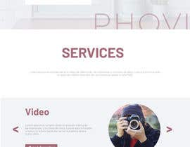 #38 для Design Clean, Minimalist, Professional Website Layout and Logo от eleanatoro22