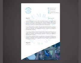 #387 untuk design letterhead oleh designstrokes