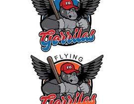 nº 37 pour I need a logo for our softball team par NatachaHoskins