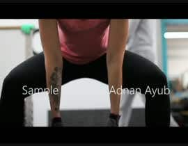 #25 untuk Intro Video Clip for Promotional Video for Gym oleh adnanayoub