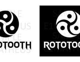 nº 211 pour Design a Modern Logo for my Product Rototooth par E1matheus