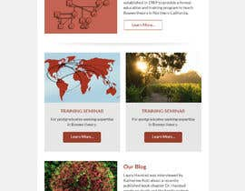 #21 for build a mobile responsive email template by SunlightGraphic