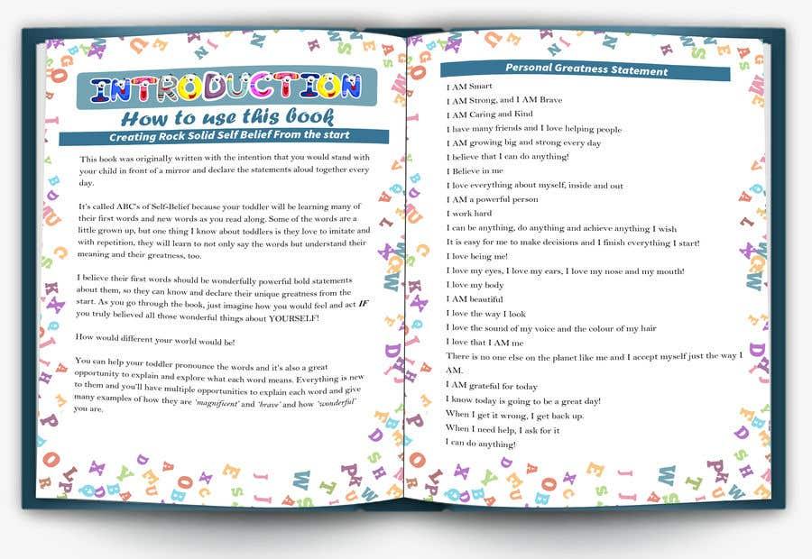 Proposition n°20 du concours Complete children's ebook design, layout & mockup