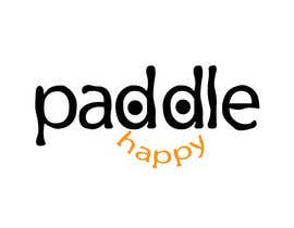 "Nro 48 kilpailuun I need a logo fun and outdoorsy something both male and females would like to wear on cap, etc my sports brand name ""Paddle Happy"" käyttäjältä azurasiti"