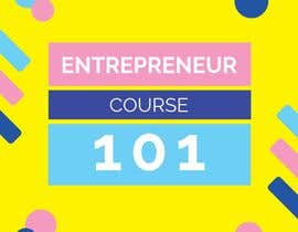 "#19 для Logo Design For ""Entrepreneur Course 101"" от OvijitKundu"