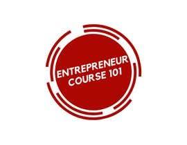 "#22 для Logo Design For ""Entrepreneur Course 101"" от OvijitKundu"