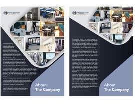 #6 para Design a Catalogue for Print por amirakarmila