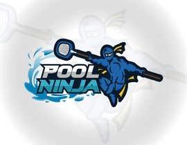 #68 для Design a Business logo - Pool Ninja от nurallam121