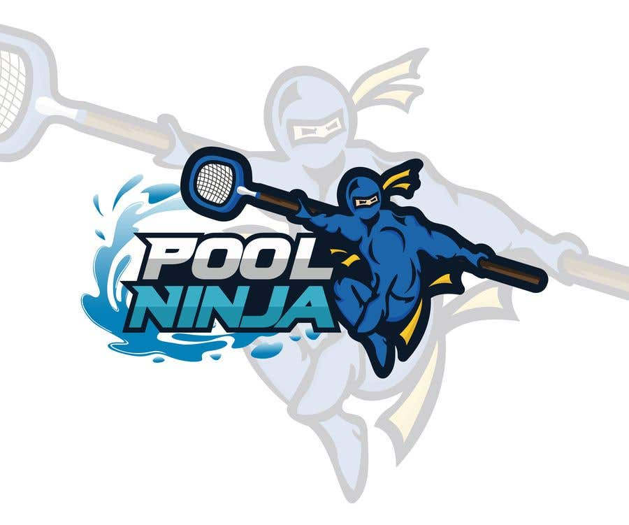 Contest Entry #71 for Design a Business logo - Pool Ninja