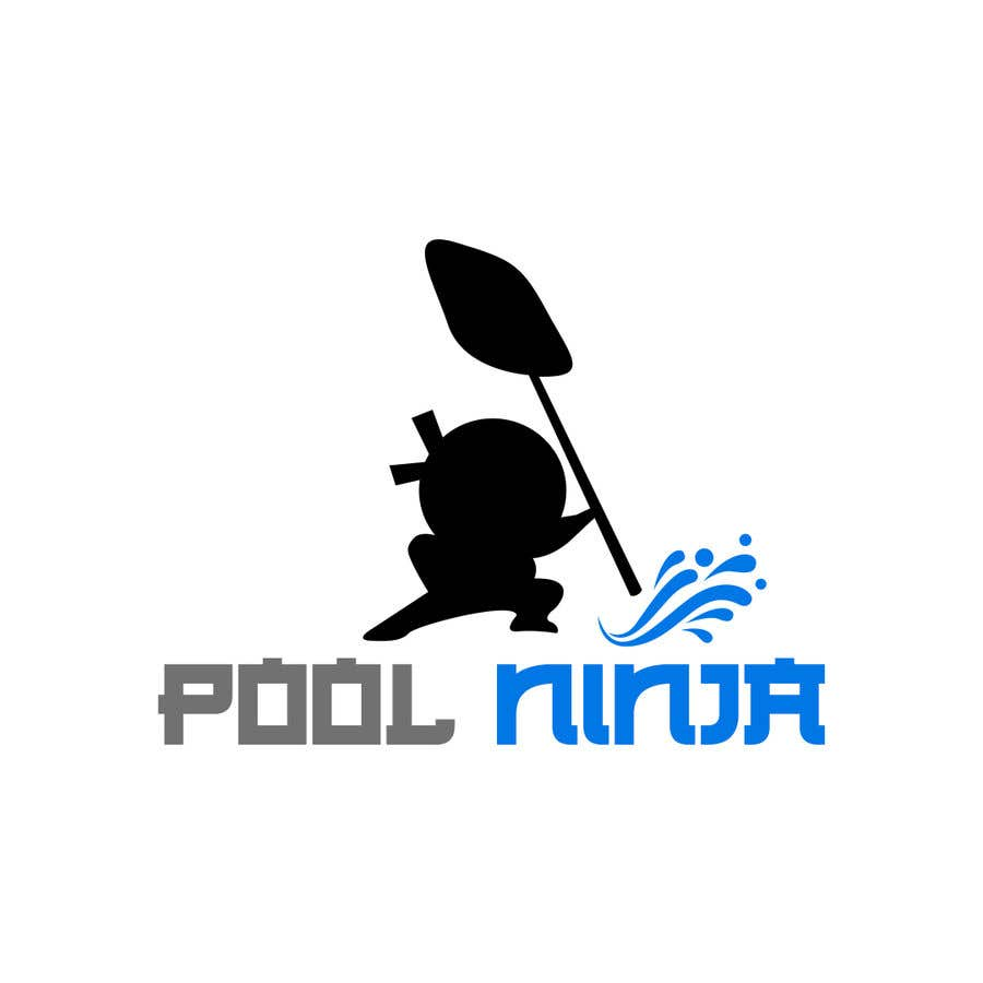 Contest Entry #29 for Design a Business logo - Pool Ninja
