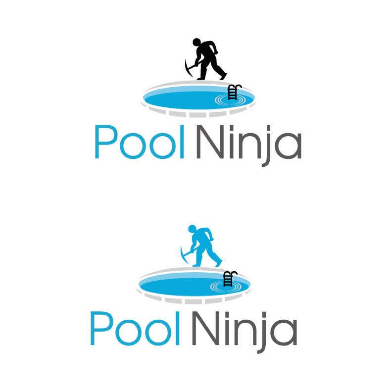 Contest Entry #30 for Design a Business logo - Pool Ninja