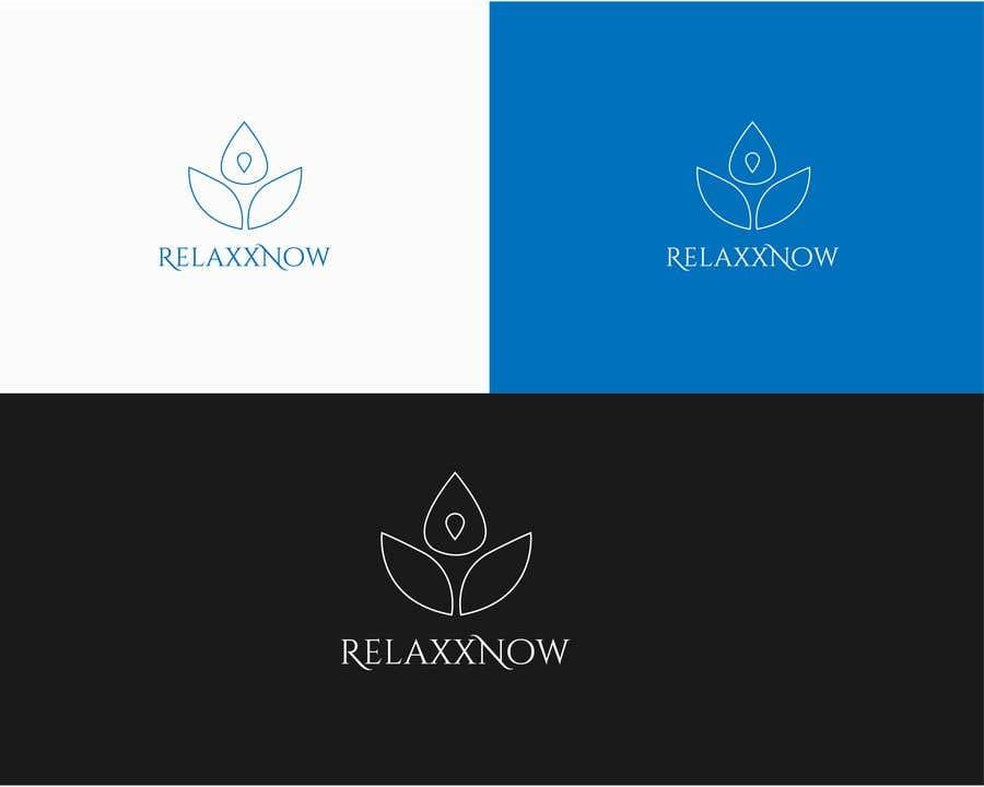 Kilpailutyö #236 kilpailussa RELAXXNOW Logo Design