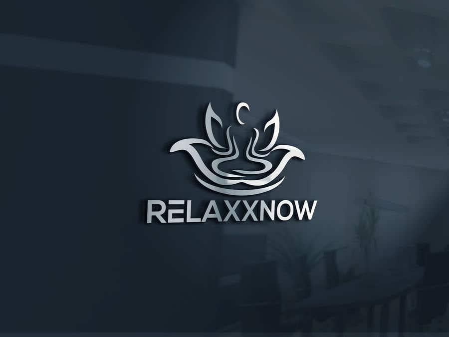Kilpailutyö #245 kilpailussa RELAXXNOW Logo Design