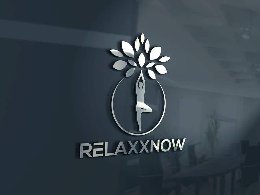 Kilpailutyö #248 kilpailussa RELAXXNOW Logo Design