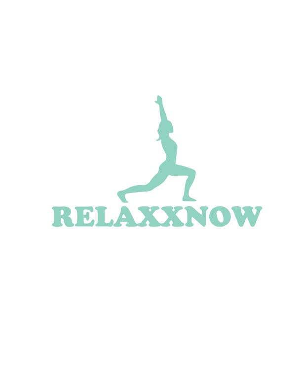 Kilpailutyö #310 kilpailussa RELAXXNOW Logo Design