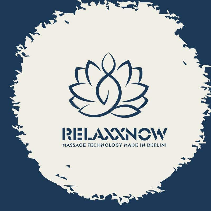 Kilpailutyö #261 kilpailussa RELAXXNOW Logo Design