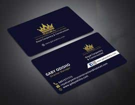#204 for Create me BUSINESS CARDS af alimon2016