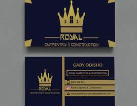 #201 for Create me BUSINESS CARDS by Dolonpopy