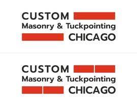 #25 для Logo for masonry & tuckpointing company от serhiyzemskov