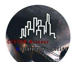 #32 для Logo for masonry & tuckpointing company от eslamayman12