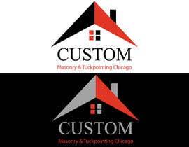 #28 для Logo for masonry & tuckpointing company от mousekey