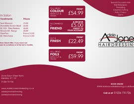 #7 for Design a price list by amirakarmila