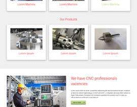 nº 15 pour Wordpress website for machinery business par rajbevin